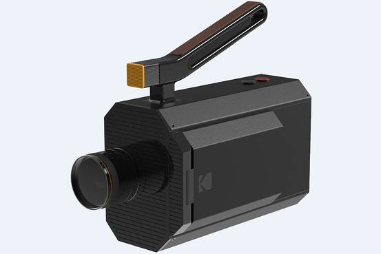 kodak super 8 camera release